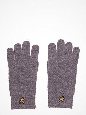 Handskar & vantar - Lyle & Scott Racked Rib Gloves