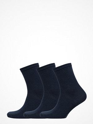 Strumpor - Topeco Ladies Sock Bootz, Navy Blue