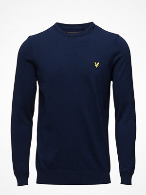 Lyle & Scott Crew Neck Cotton Merino 12gg Jumper