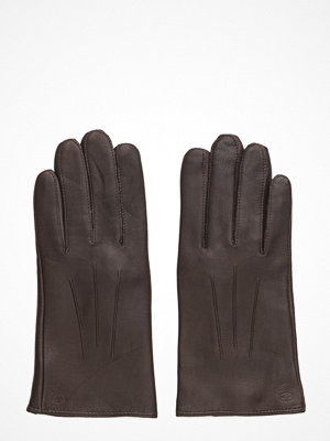 Handskar & vantar - MJM Mjm Glove Olivia W Leather Anthracite/Black