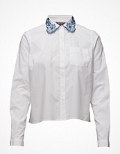 Tommy Hilfiger Gemma Flower Collar Shirt Ls