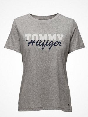 Tommy Hilfiger Classic Varsity Prt C-Nk Tee Ss