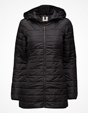 Only Onlmarit Quilted Hooded Coat Cc Otw