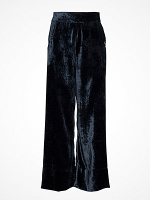 Rabens Saloner Velvet Wide Pants