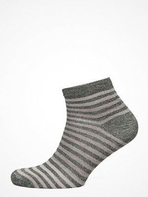 Strumpor - Decoy Ladies Sock W. Lurex Stripes