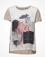 Saint Tropez T-Shirt With Front Print