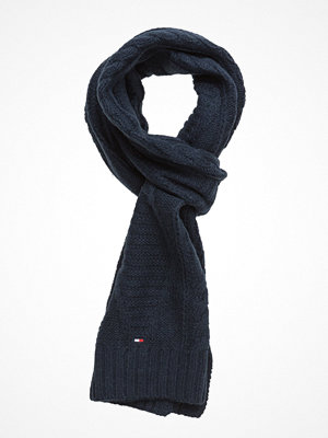 Halsdukar & scarves - Tommy Hilfiger New Cable Scarf