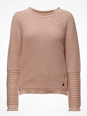 Maison Scotch Basic Pull With Shaped Sleeves.