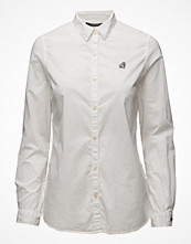Maison Scotch Preppy Shirt With Cool Embroideries