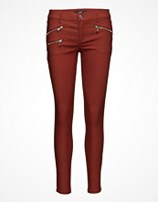 Mango Zip-Pocket Slim-Fit Trousers