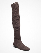 Mango Flat Over-The-Knee Boots