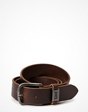 Bälten & skärp - Lee Jeans Lj Belt Dark Brown