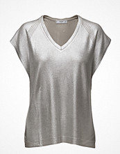 Mango Metallic Top