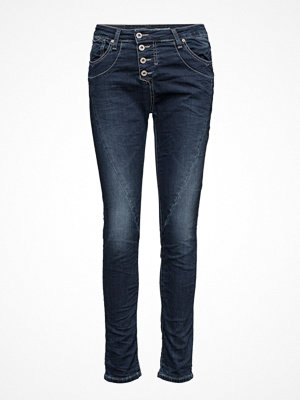 Please Jeans 4b Classic Jog. Blue Denim