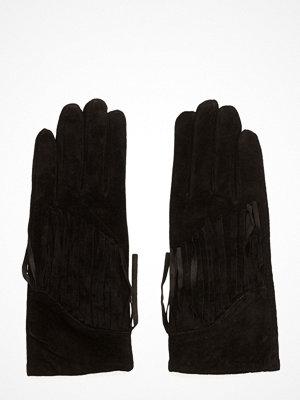 Handskar & vantar - UNMADE Copenhagen Suede Glove W Fringes