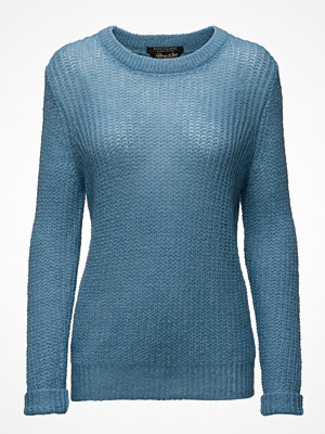 Maison Scotch Fluffy Crew Neck Pullover Knit
