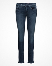 Calvin Klein Jeans Mid Rise Skinny - Bl
