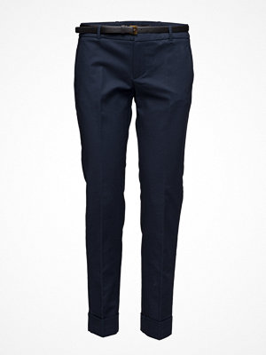 Mango Cotton Suit Trousers