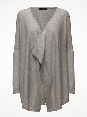 Mango Inverted Lapels Cardigan