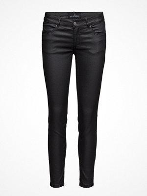 Designers Remix svarta byxor Suit Sharp Cropped
