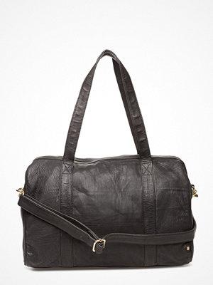 Depeche mörkgrå weekendbag Golden Deluxe Large Bag