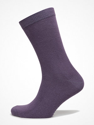 Strumpor - Topeco Ladies Sock Plain, Antique Lilac