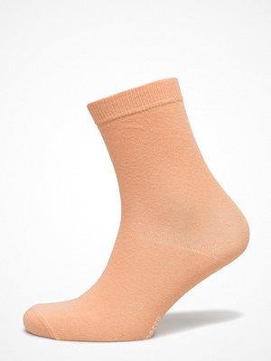 Strumpor - Topeco Ladies Sock Plain, Apricot