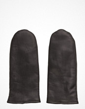 Handskar & vantar - MJM Mjm Glove Mitten Leather 2 Leather Black
