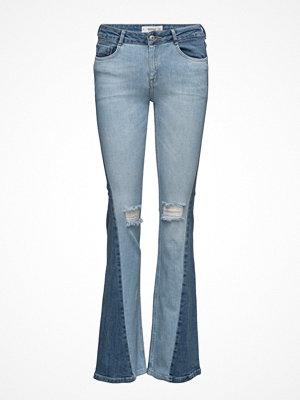 Mango Flared Twotones Jeans