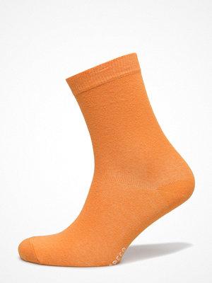 Strumpor - Topeco Ladies Sock Plain, Orange