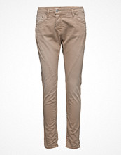 Please Jeans Fine Flap Cotton Sandstone