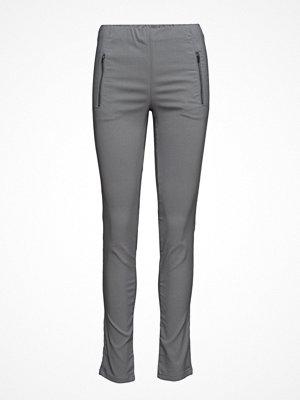 Masai grå byxor Pearl Trousers Ew Basic