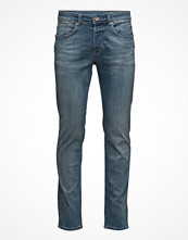 Jeans - Selected Homme Shntwomario 5032 Mid.Blue St Jeans Noos