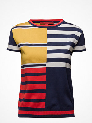Hilfiger Collection Color Block Stripe T-Shirt