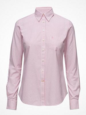 Morris Lady Classic Oxf. Stripe Shirt