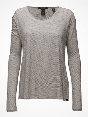 Scotch & Soda Basic Long Sleeve Tee In Various Qualities