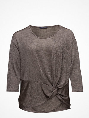 Violeta by Mango Knot Detail T-Shirt