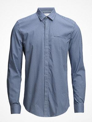 Skjortor - CR7 Cr7 Shirt Slim Fit
