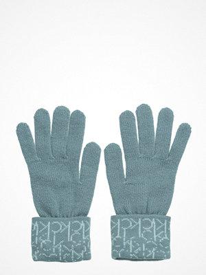 Handskar & vantar - Calvin Klein Jeans Logo Gloves 001, S-M