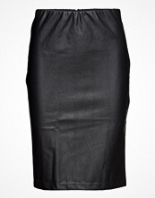 Kjolar - Saint Tropez Faux Leather Skirt