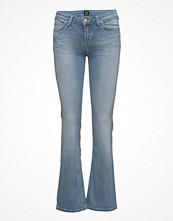 Byxor - Lee Jeans Skinny Boot Sultry Blue