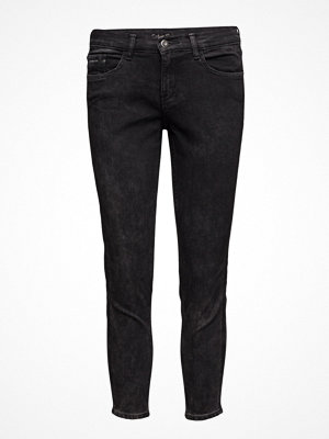 Calvin Klein Jeans Mid Rise Skinny Embr
