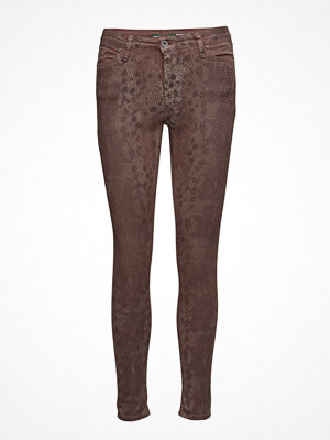 Jeans - Please Jeans Catwoman Brown Snake