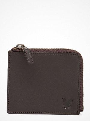 Plånböcker - Lyle & Scott Half Zip Leather Wallet