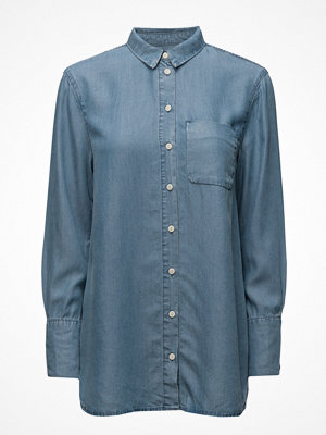 Selected Femme Sfdahrma Ls Denim Shirt