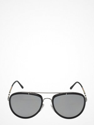 Burberry Sunglasses Heritage | Leather Check