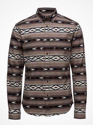 Skjortor - Lexington Company Archie Ikat Shirt