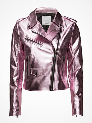 Mango Crystals Metallic Jacket
