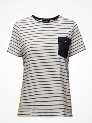 Tommy Hilfiger Florence C-Nk Top Ss