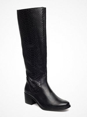 Stövlar & stövletter - Bianco Reptil Long Boot